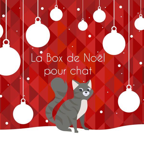 La Box de Noël pour chat - La Box Naturelle