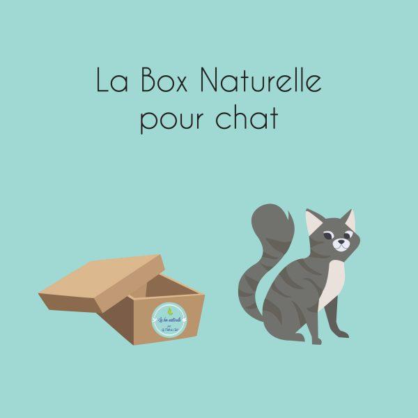La Box Naturelle pour chat n°2
