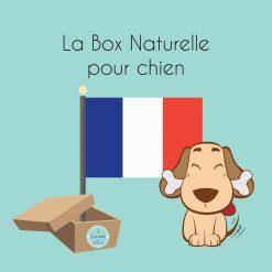 La Box Naturelle pour chien 100% Made in France
