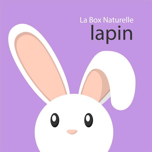 La Box Naturelle pour lapin
