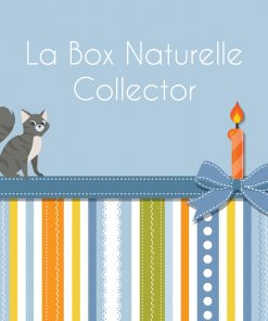 La Box Naturelle Collector pour chat