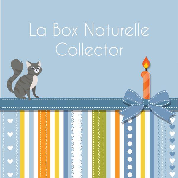 La Box Naturelle Collector pour chat