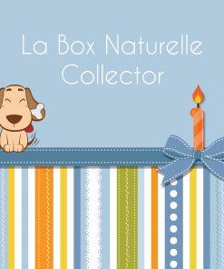 La Box Naturelle Collector pour chien