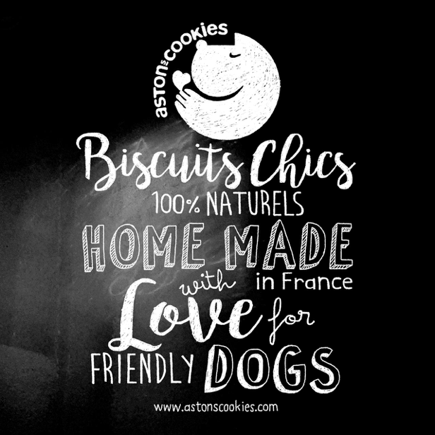 Astons cookies - La Box Naturelle
