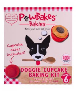 Pawbakes kit cupcakes chien - La Box Naturelle