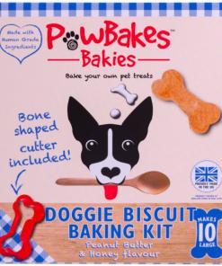Kit à biscuits pour chien - La Box Naturelle