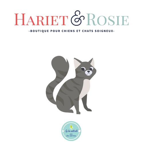 La Box Naturelle Collector pour chat - Hariet&Rosie