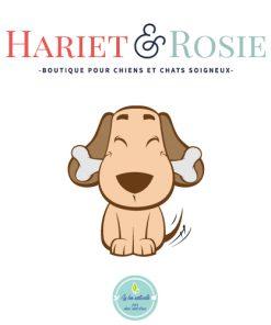 La Box Naturelle Collector pour chien - Hariet&Rosie