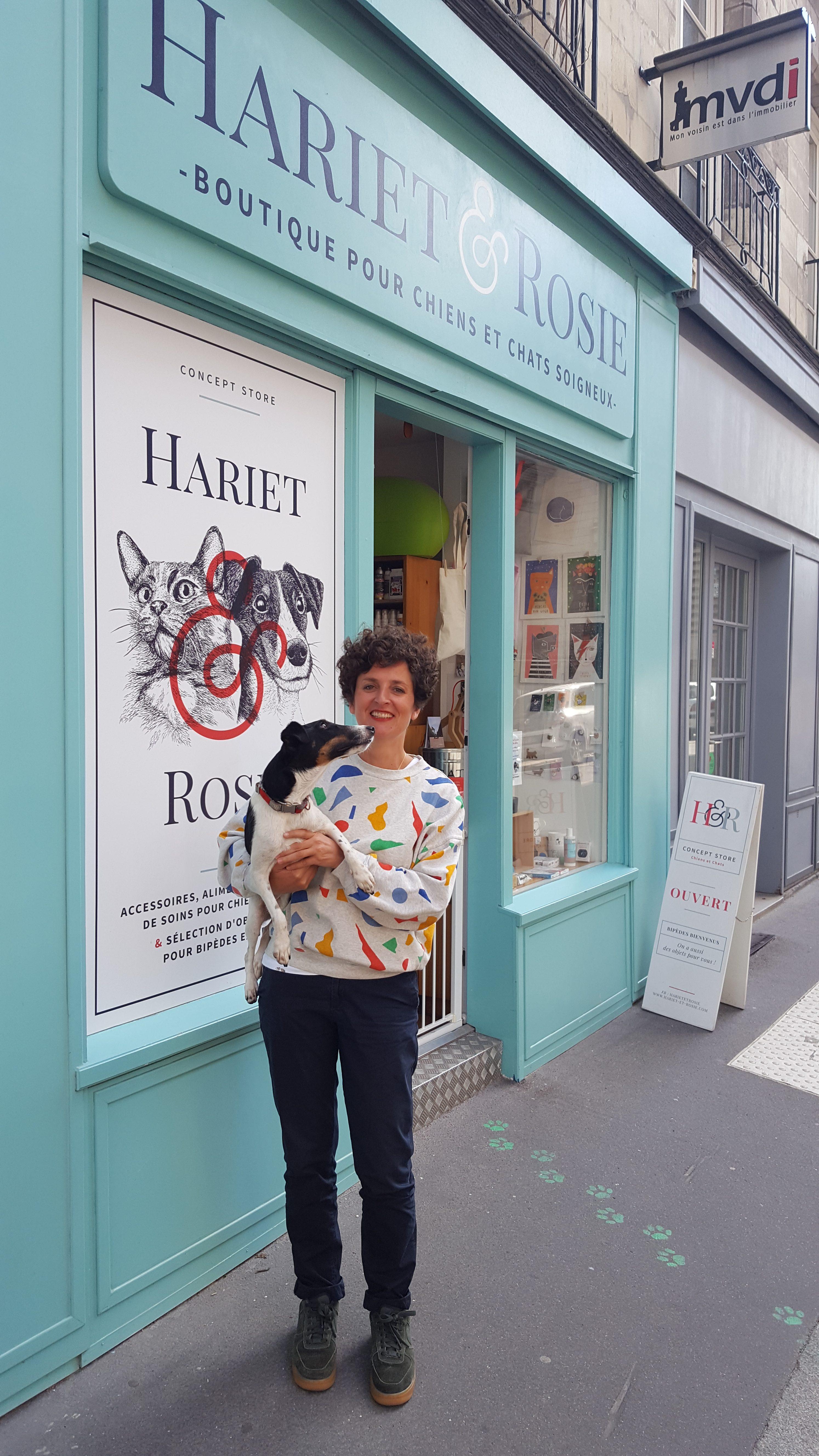 Hariet et Rosie - La Box Naturelle