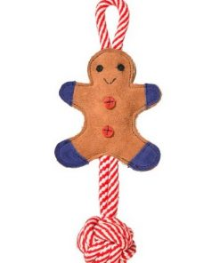 Monsieur biscuit jouet chien - La Box Naturelle