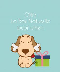 Offrir La Box Naturelle pour chien