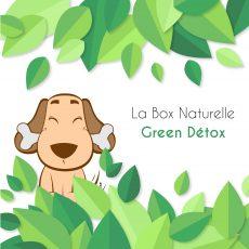 Vignette La Box Naturelle Green detox pour chien