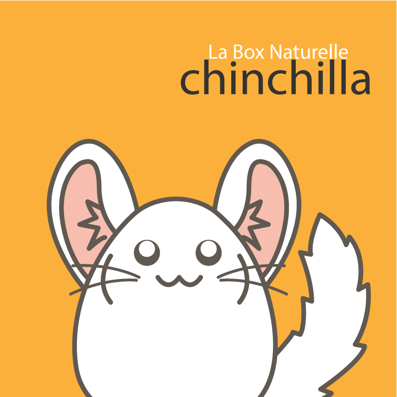 La Box Naturelle pour chinchilla