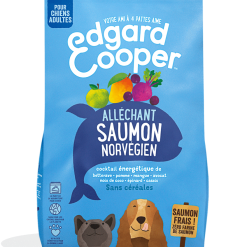 Croquettes au saumon norvégien - La Box Naturelle