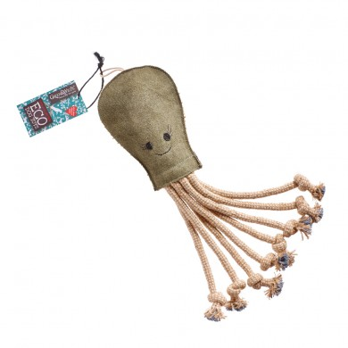 Olivia la pieuvre écologique - La Box Naturelle
