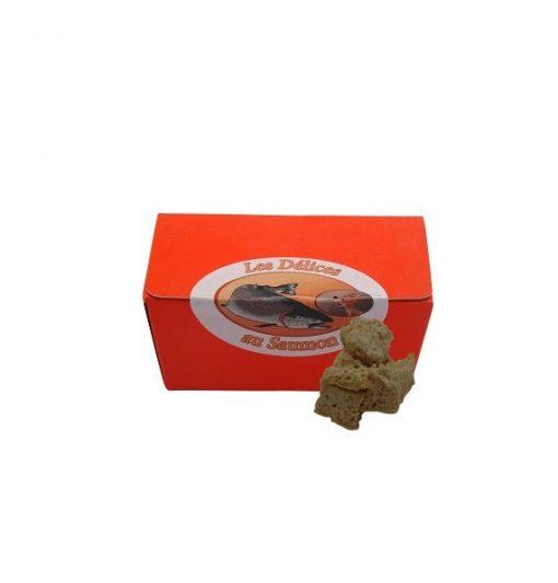 Tendres friandises au saumon pour chien