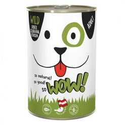 Wow petfood - Gibier et patate douce