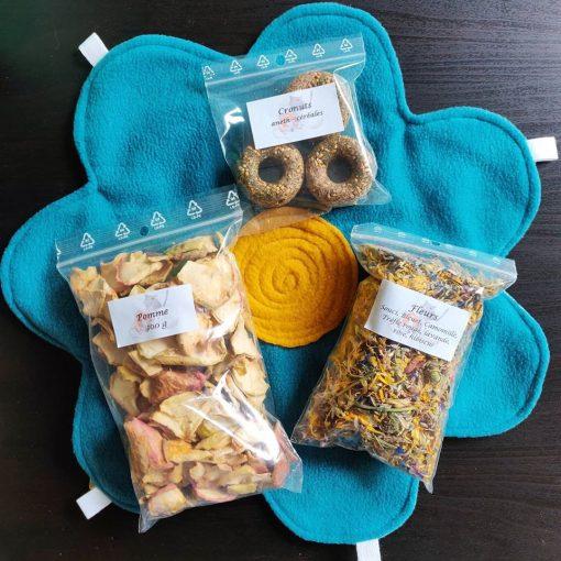 La Box Naturelle pour rat, hamster, souris et gerbille