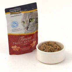 Fish4Cat - Mousse de truite