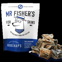 Goodchap's - Mr Fisher cubes de peau de poisson 2