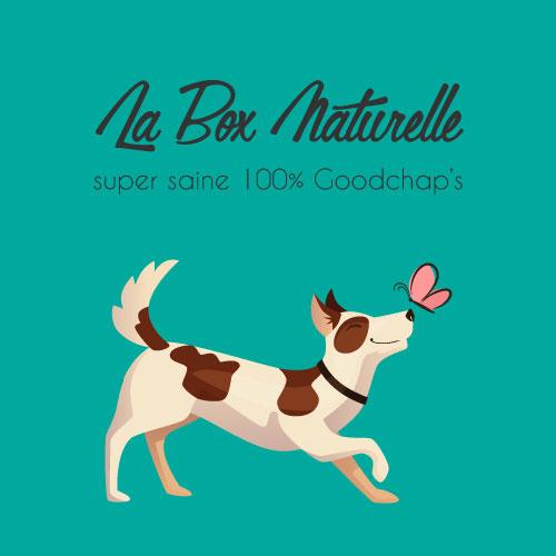 La Box Naturelle super saine 100% Goodchap's