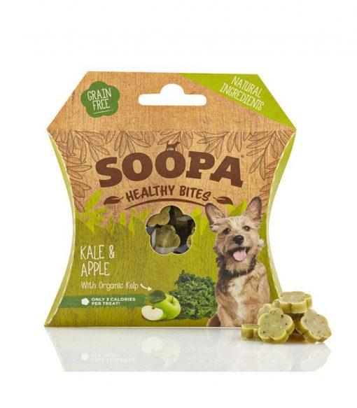 Soopa - Bouchées Kale et pomme