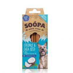 Soopa - Dental Stick noix de coco et graines de chia