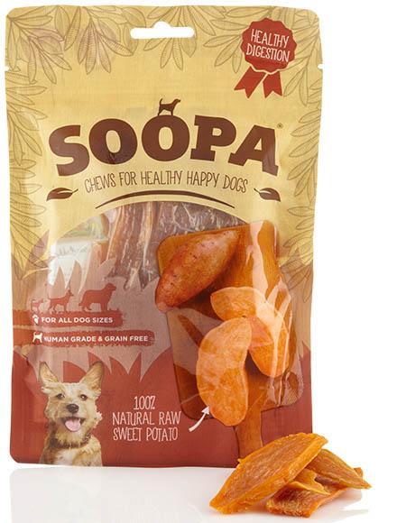Soopa - Friandises de patate douce