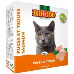 Biofood puces et tiques pour chat
