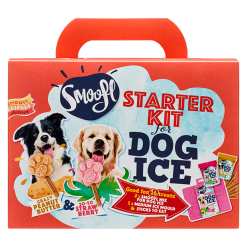 Glace pour chien Smoofl - Starter kit