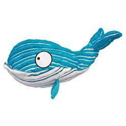Peluche KONG pour chien - Baleine