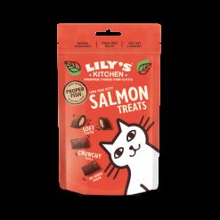 Friandises fourrées au saumon pour chat - Lily's Kitchen