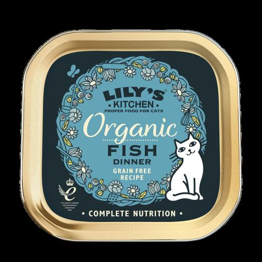 Pâtée au poisson - Lily's Kitchen