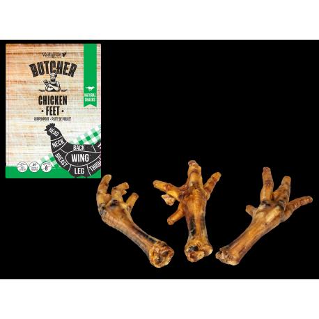 Pattes de poulet séchées 300g