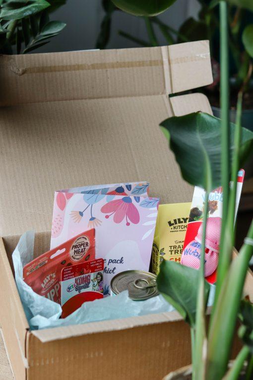 Box pour chiot par La Box Naturelle
