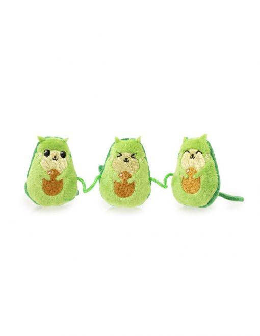 Jouets pour chat Avocatos
