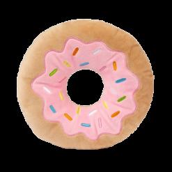 Peluche donut chien