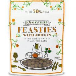 Friandises au poulet pour chat