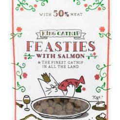 Friandises au saumon pour chat