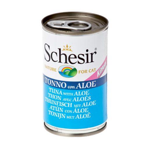 Schésir thon et aloé pour chat