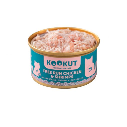 Poulet et crevettes - Kookut