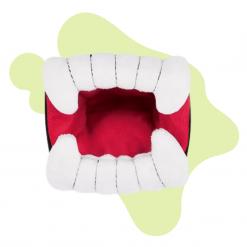 Jouet dents de vampire Halloween - Pet Play 3