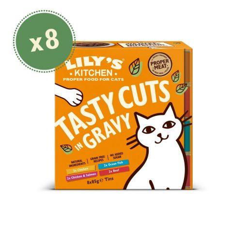 Pack de bouchées en sauce - Lily's kitchen pour chat