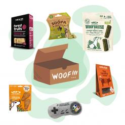 Box pour chien de novembre